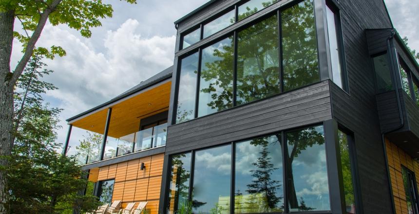 Modern 2-storey home