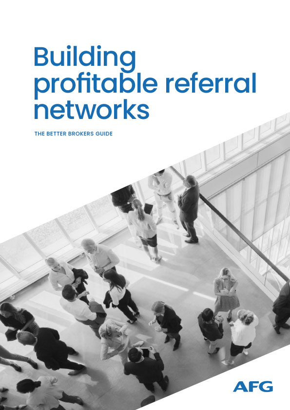 AFG Brochure - How to build a referral network