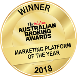 Winner - ABA Broker marketing platform of the year