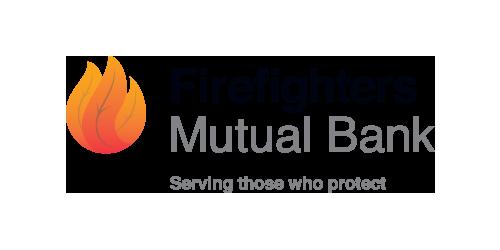 Firefighters-Mutual Bank logo