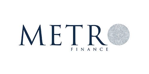 Metro-Finance logo